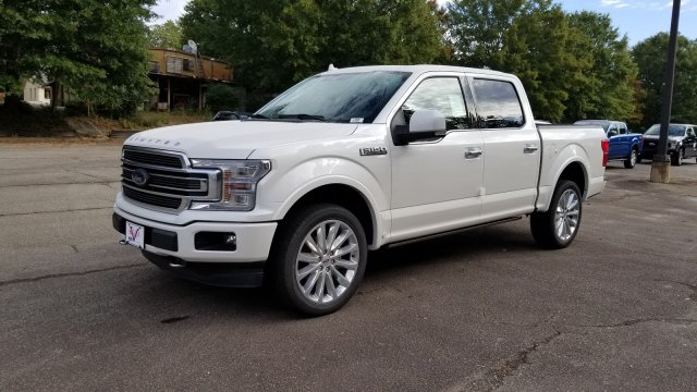 2019 F-150 SuperCrew Cab 4x4, Pickup #L7429 - photo 4