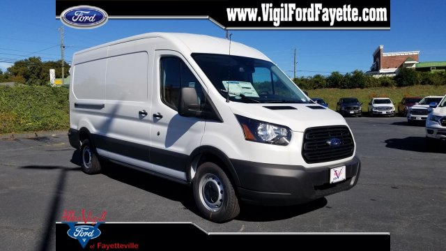 2019 Transit 250 Med Roof 4x2, Upfitted Cargo Van #L7435 - photo 1