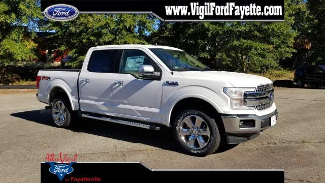 2019 F-150 SuperCrew Cab 4x4, Pickup #L7447 - photo 1