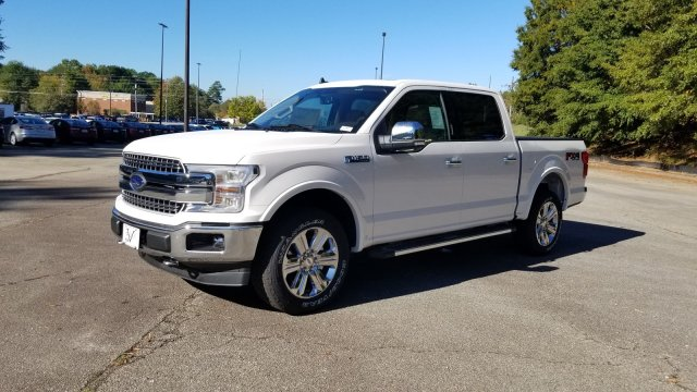 2019 F-150 SuperCrew Cab 4x4, Pickup #L7447 - photo 4