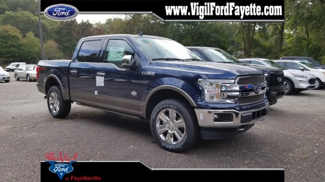 2020 F-150 SuperCrew Cab 4x4, Pickup #M7028 - photo 1
