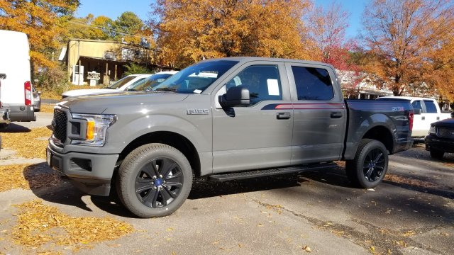 2020 F-150 SuperCrew Cab 4x4, Pickup #M7062 - photo 2