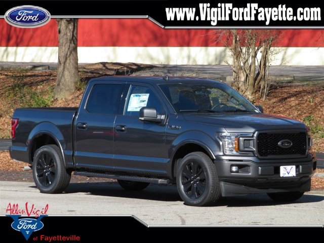 2020 F-150 SuperCrew Cab 4x2, Pickup #M7118 - photo 1