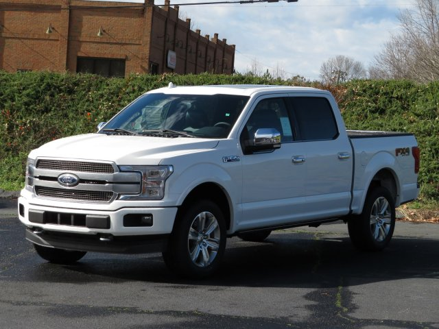 2020 F-150 SuperCrew Cab 4x4, Pickup #M7126 - photo 8