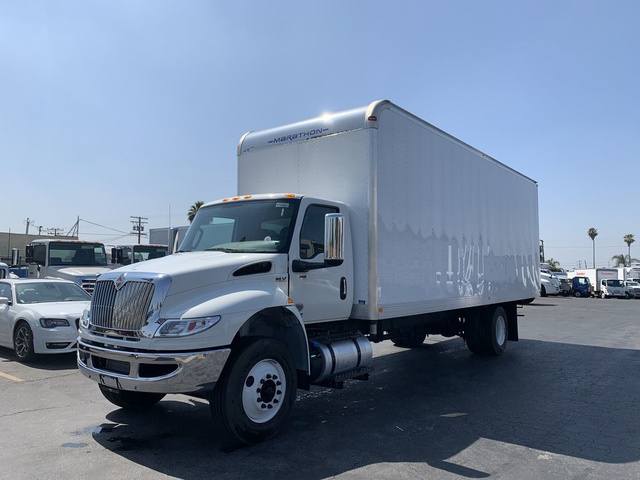 2019 International MV 4x2, Marathon Dry Freight #N046003 - photo 1