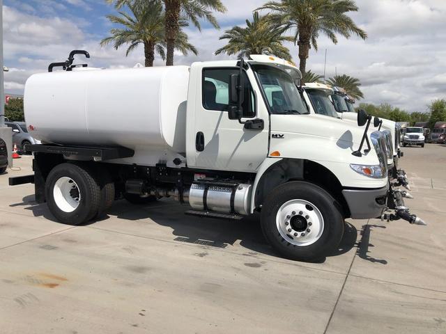 2021 International MV 4x2, Curry Supply Company Water Truck #N046809 - photo 1