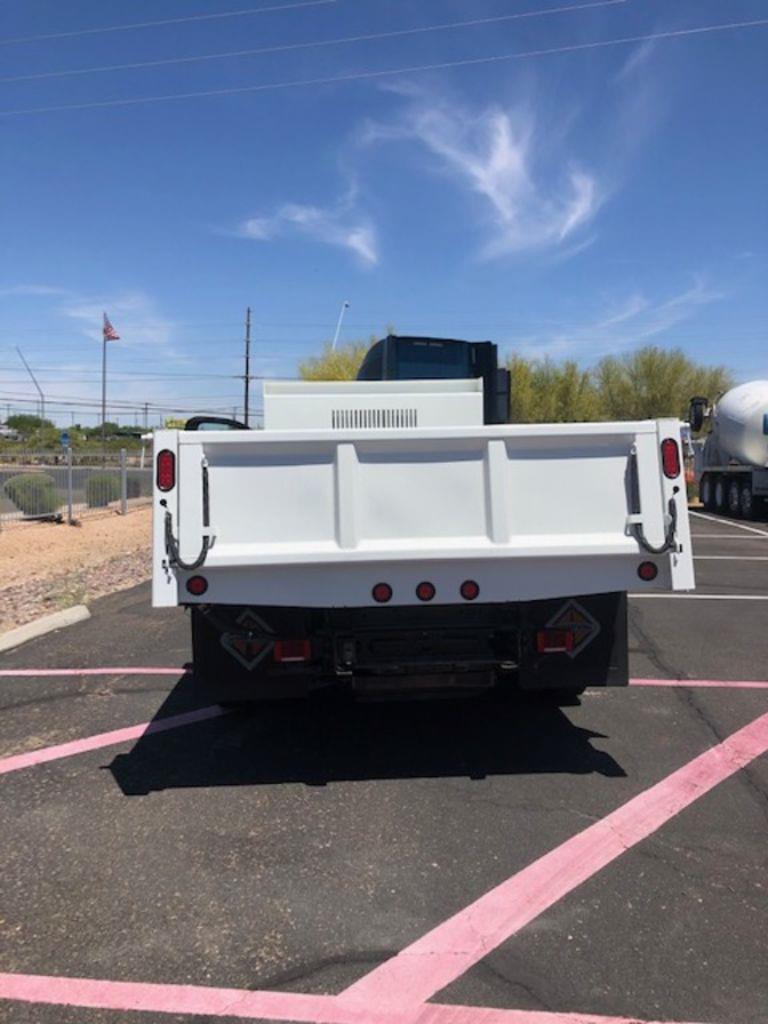 2019 International CV 4x2, DuraClass Dump Body #N067200 - photo 1