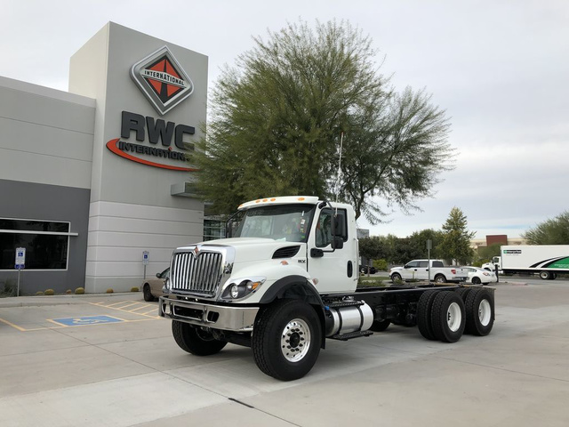 2020 International HV 6x4, Cab Chassis #N317484 - photo 1