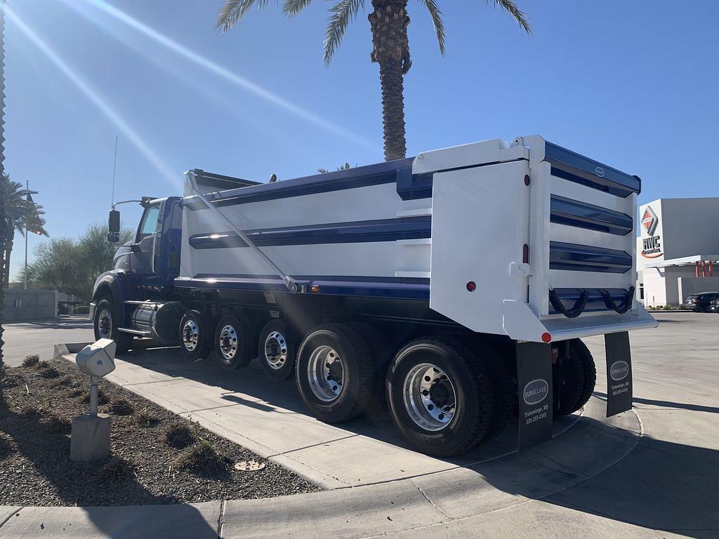 2021 International HX, DuraClass Dump Body #N320945 - photo 1