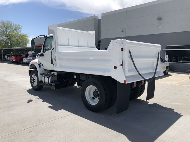 2019 International MV 4x2, Rugby Dump Body #N392550 - photo 1