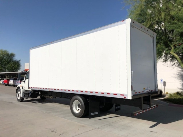 2019 International MV 4x2, Morgan Dry Freight #N394565 - photo 1