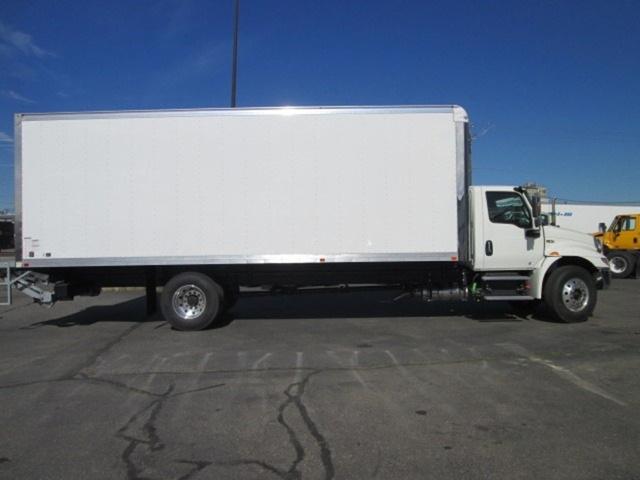 2020 International MV 4x2, Summit Dry Freight #N537020 - photo 1