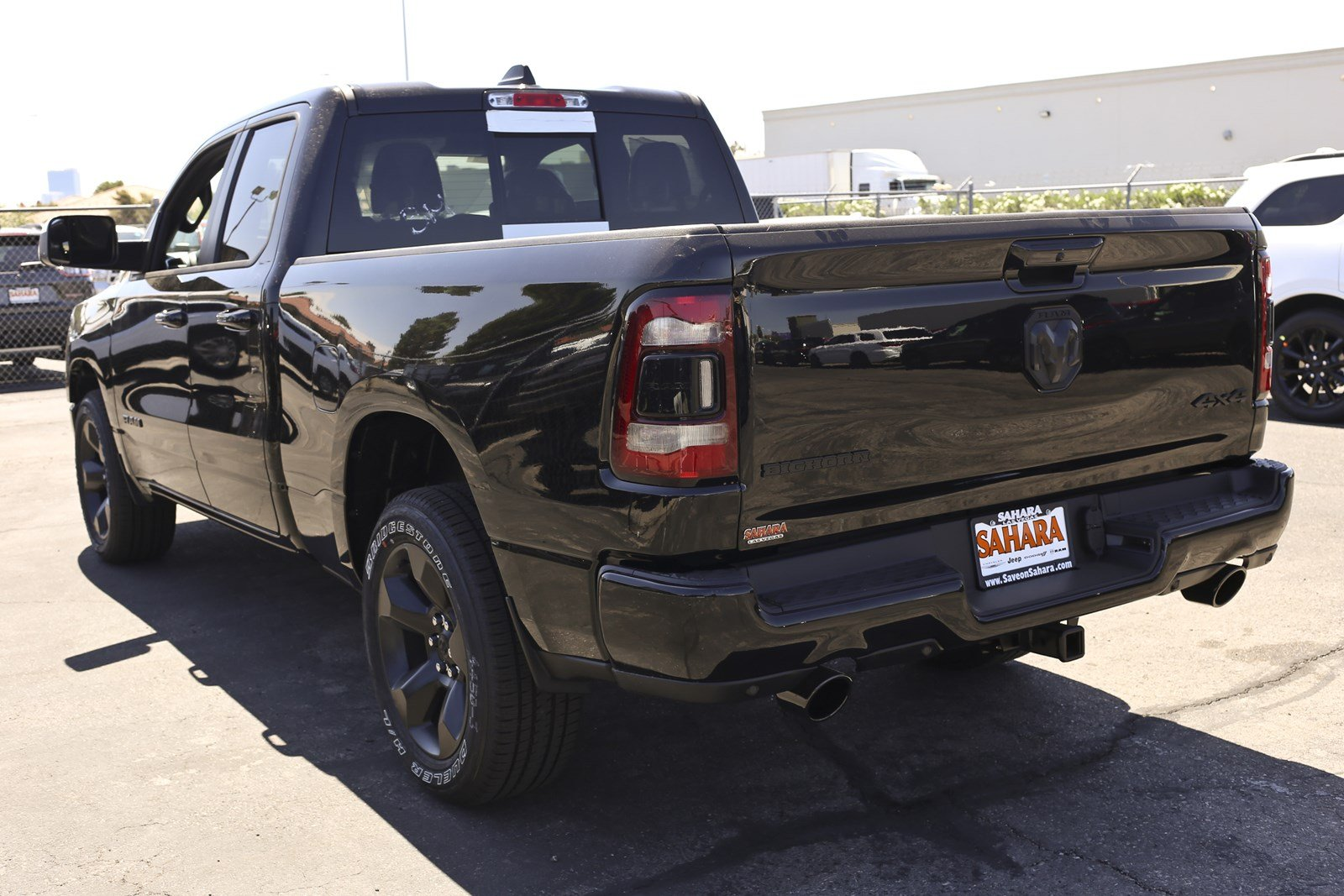 2019 Ram 1500 Quad Cab 4x4,  Pickup #11050 - photo 24