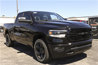 2019 Ram 1500 Quad Cab 4x4,  Pickup #11050 - photo 21