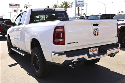 2019 Ram 1500 Quad Cab 4x4,  Pickup #11061 - photo 5