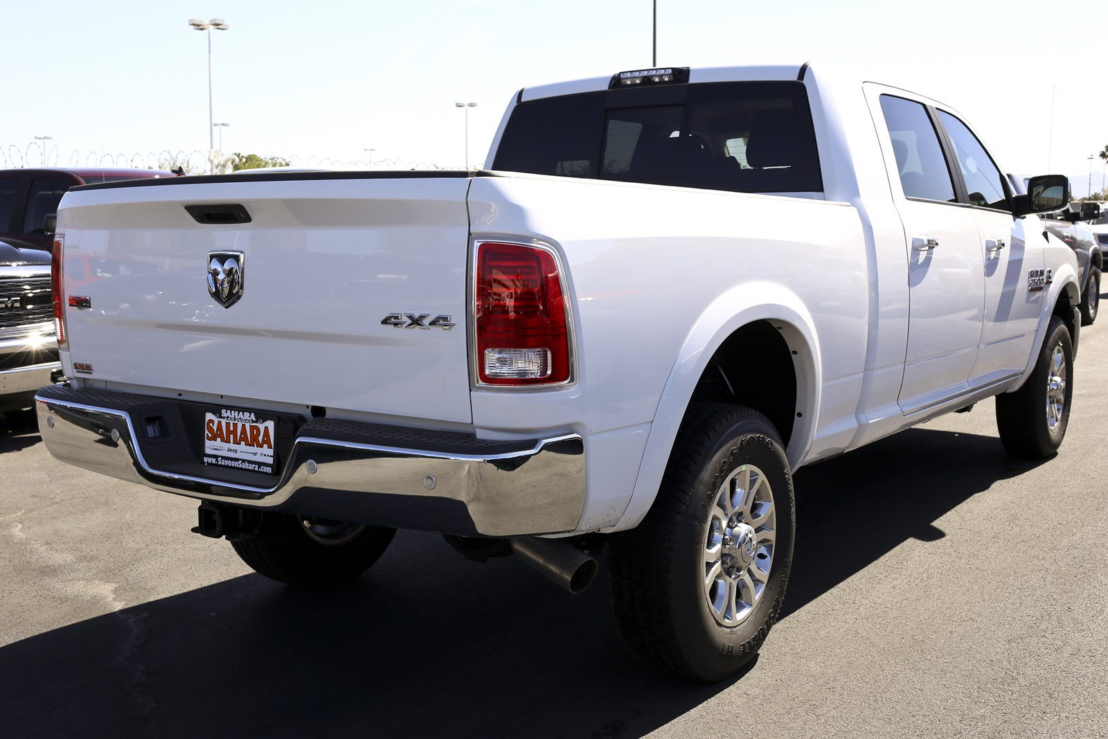 2018 Ram 2500 Mega Cab 4x4,  Pickup #11104 - photo 2