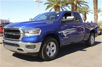 2019 Ram 1500 Quad Cab 4x4,  Pickup #11116 - photo 4