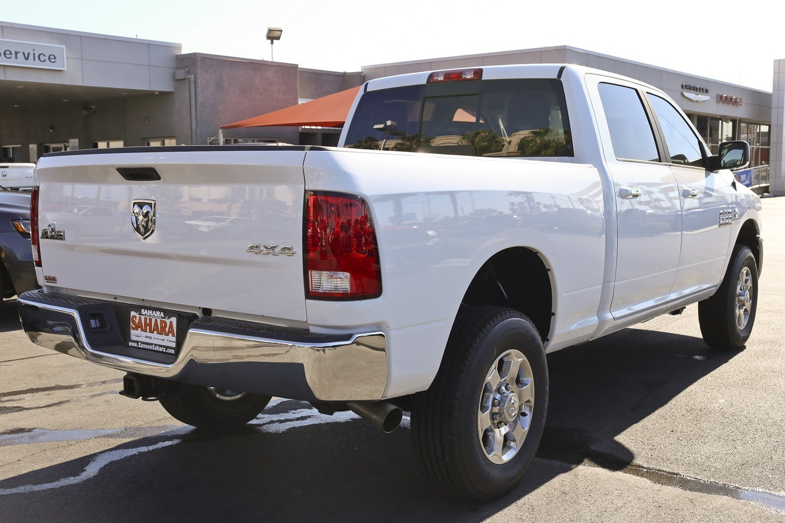2018 Ram 2500 Crew Cab 4x4,  Pickup #11201 - photo 2