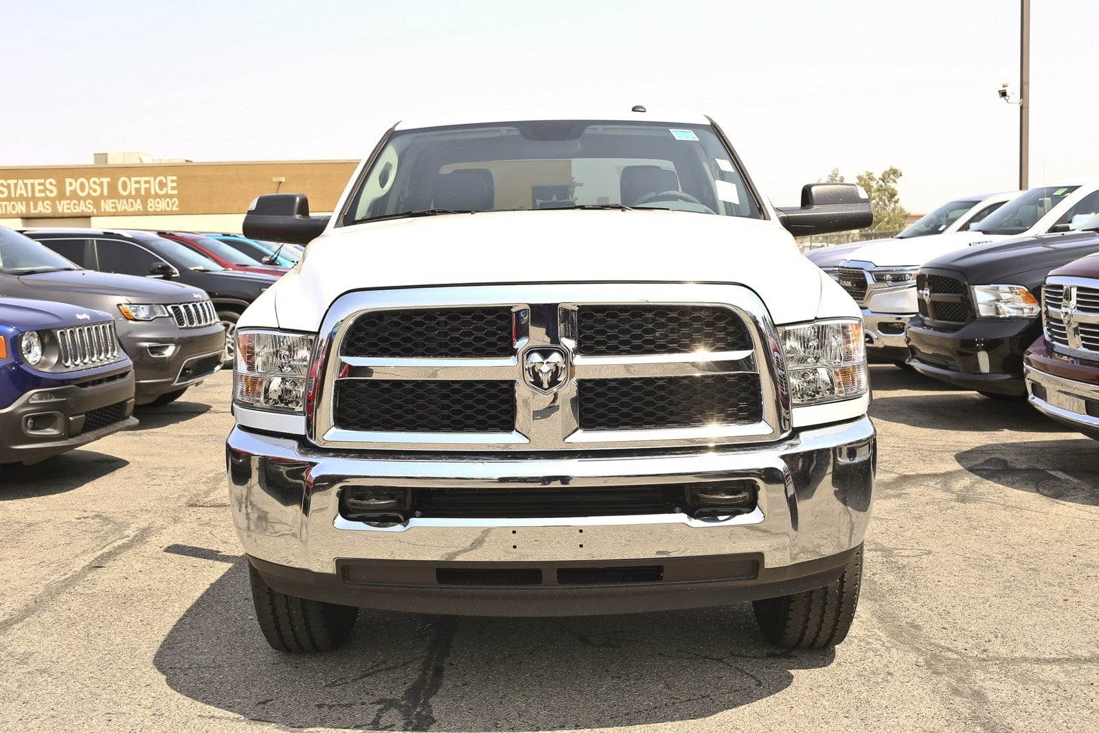 2018 Ram 2500 Crew Cab 4x4,  Pickup #11299 - photo 4