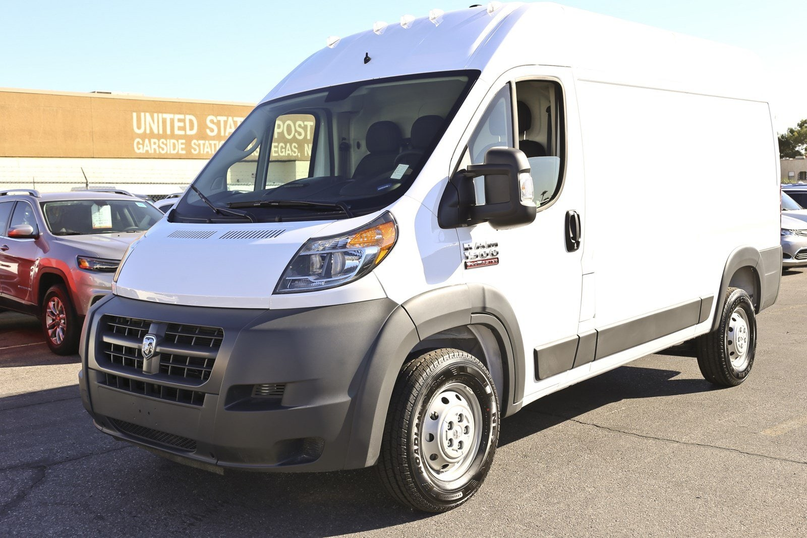 2018 ProMaster 1500 High Roof FWD,  Empty Cargo Van #11384 - photo 5
