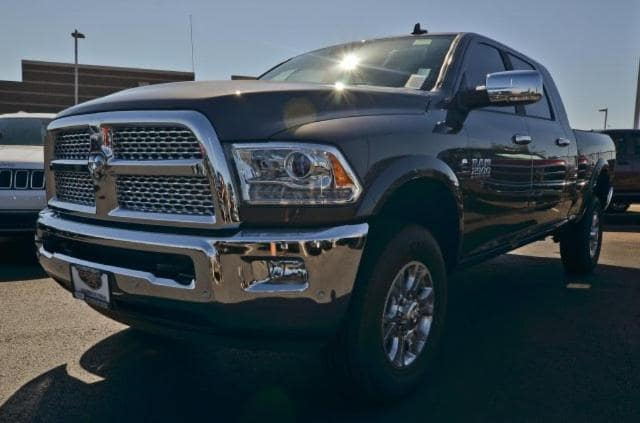 2018 Ram 2500 Mega Cab 4x4,  Pickup #11395 - photo 7