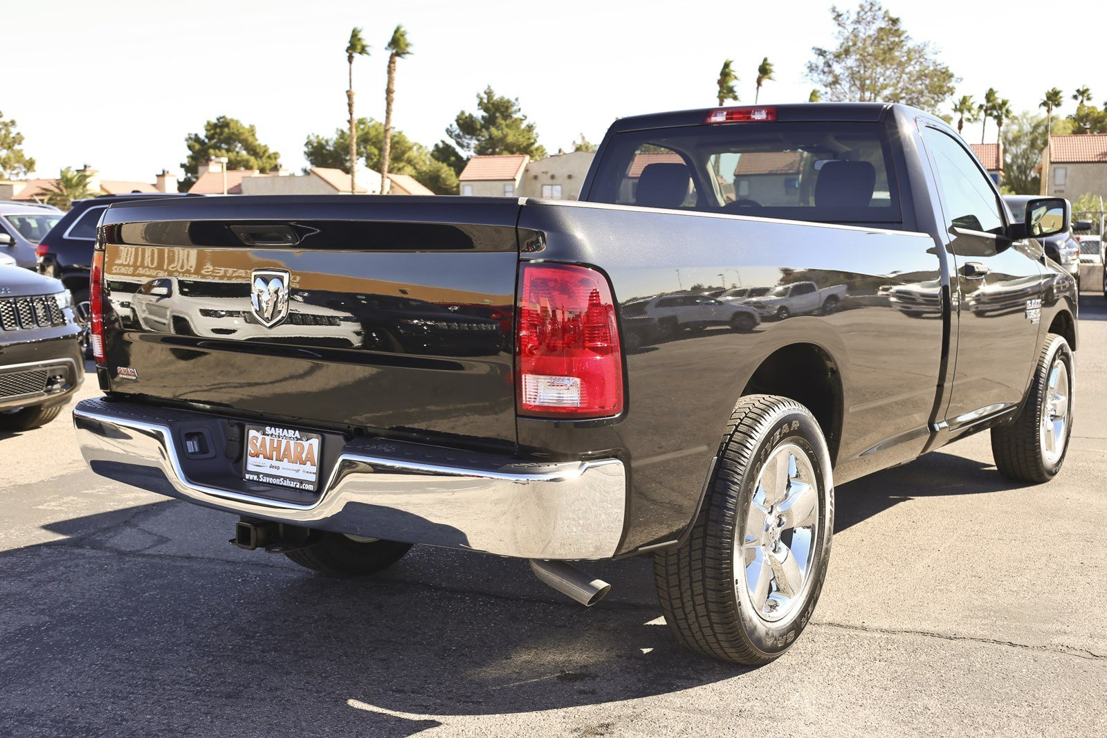 2019 Ram 1500 Regular Cab 4x2,  Pickup #11807 - photo 2