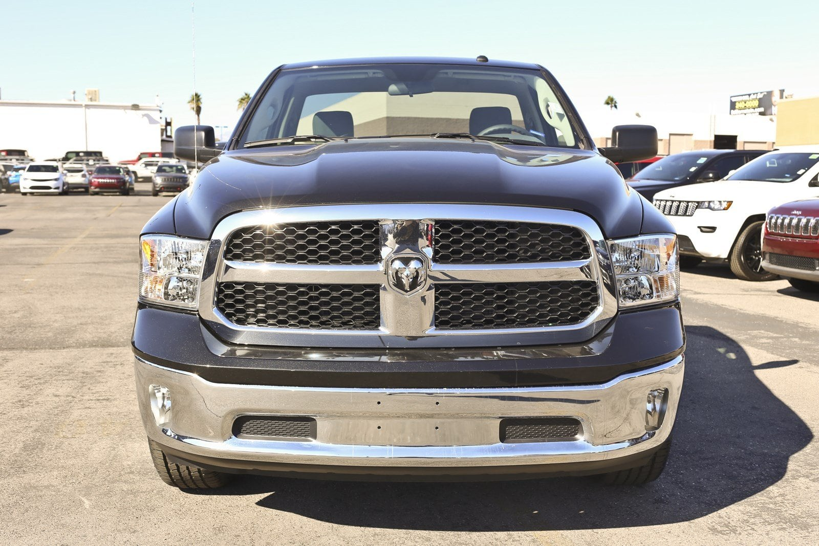 2019 Ram 1500 Regular Cab 4x2,  Pickup #11807 - photo 4