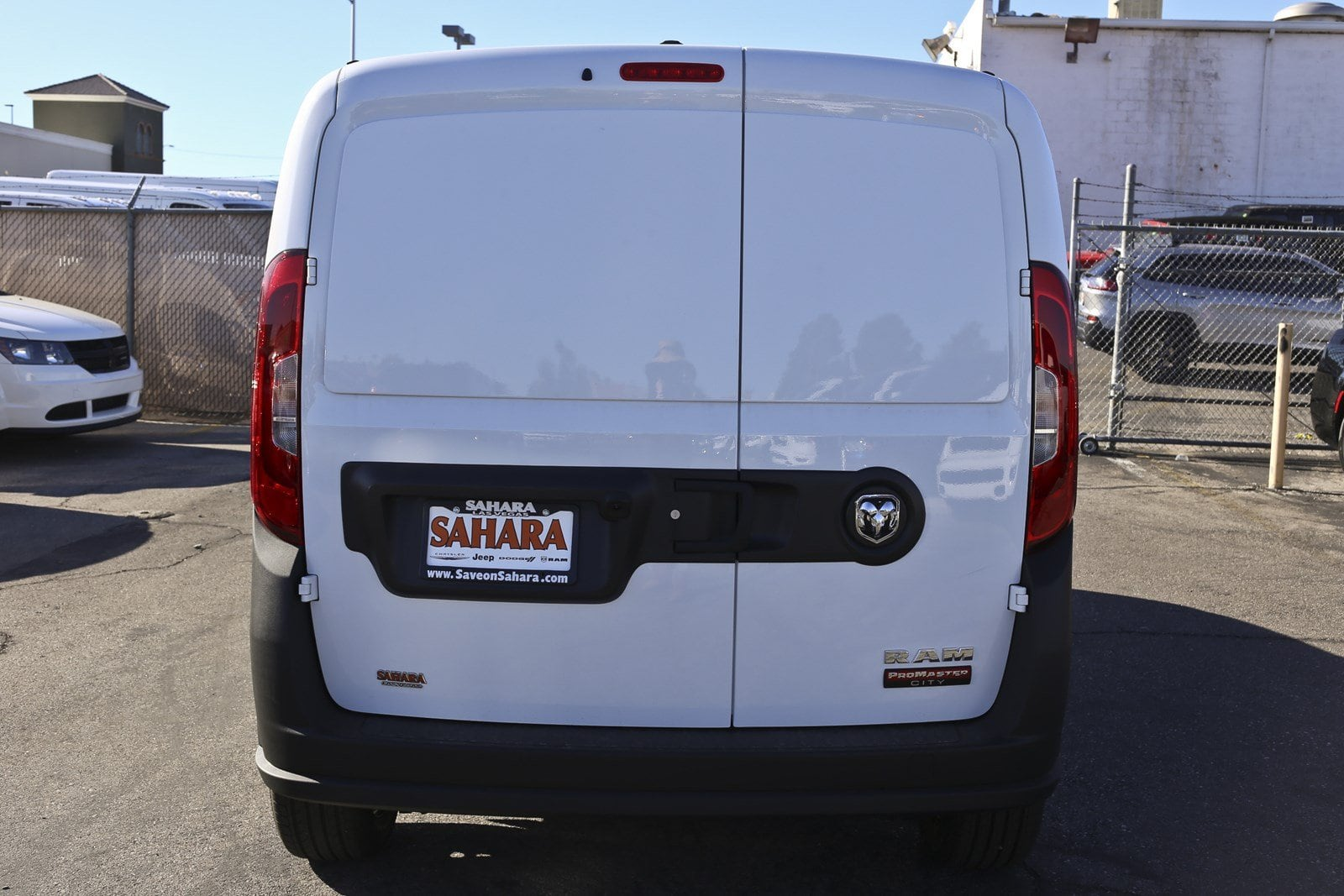 2018 ProMaster City FWD,  Empty Cargo Van #11816 - photo 6