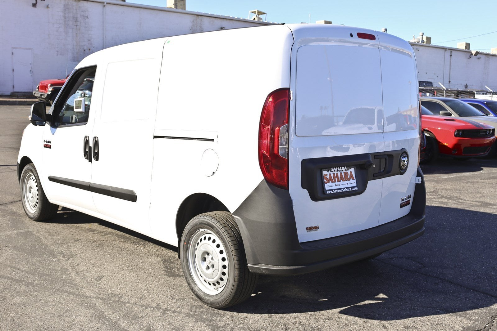 2018 ProMaster City FWD,  Empty Cargo Van #11831 - photo 5