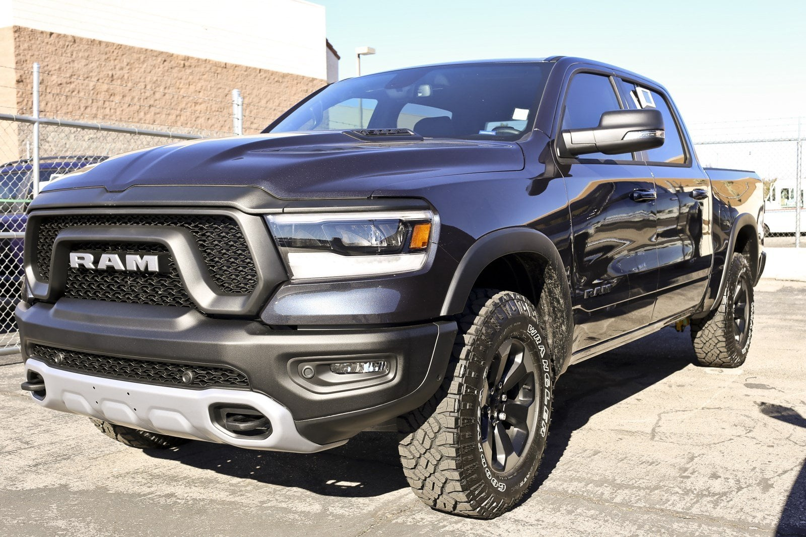2019 Ram 1500 Crew Cab 4x4,  Pickup #12080 - photo 5