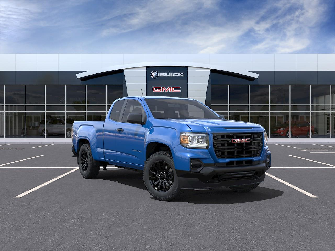 2021 GMC Canyon Extended Cab 4x4, Pickup #C2814 - photo 21