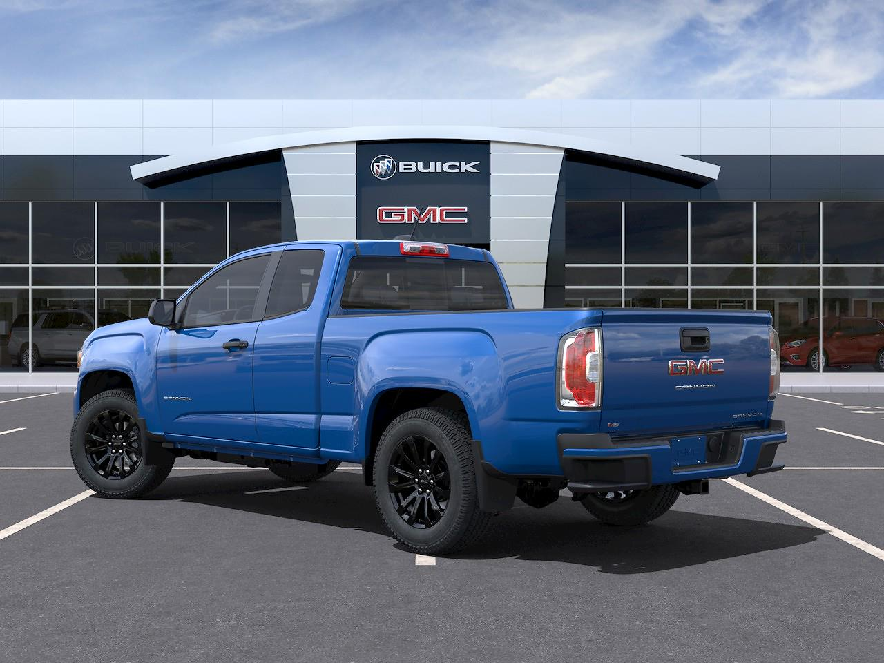 2021 GMC Canyon Extended Cab 4x4, Pickup #C2814 - photo 23