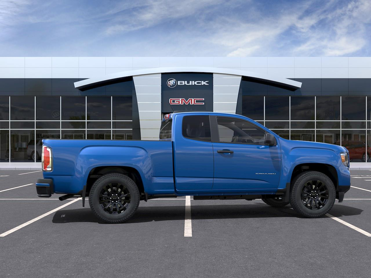2021 GMC Canyon Extended Cab 4x4, Pickup #C2814 - photo 4