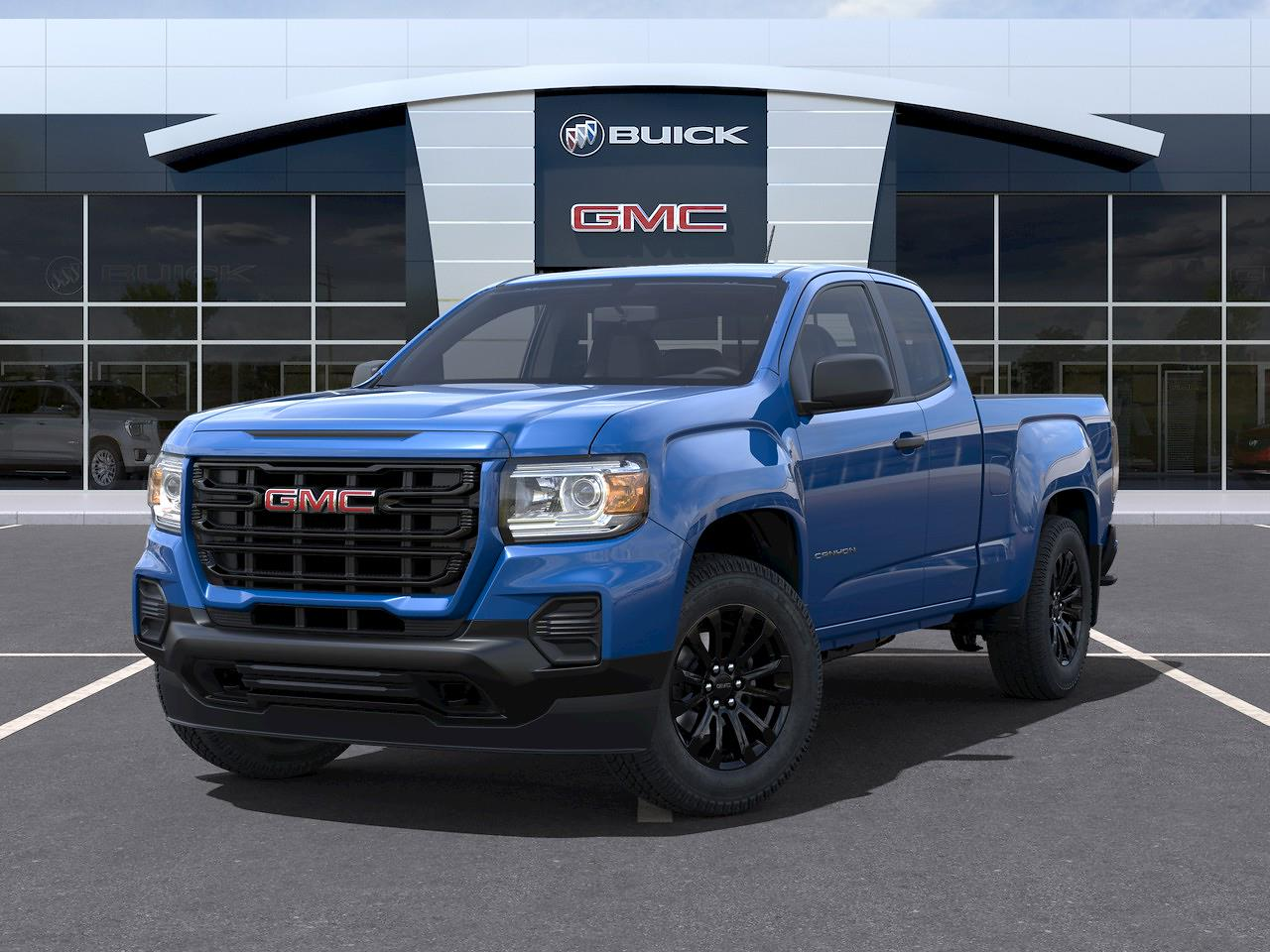 2021 GMC Canyon Extended Cab 4x4, Pickup #C2814 - photo 5