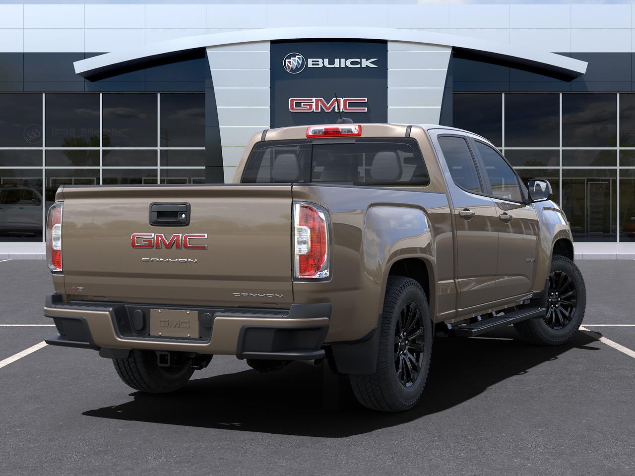 2021 GMC Canyon Crew Cab 4x4, Pickup #C2846 - photo 2
