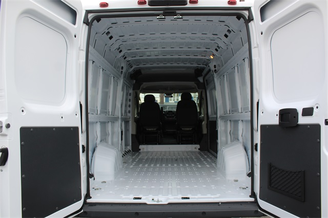 2018 ProMaster 3500 High Roof FWD,  Empty Cargo Van #152345 - photo 8