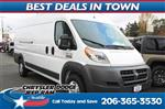 2018 ProMaster 3500 High Roof FWD,  Empty Cargo Van #152345 - photo 1