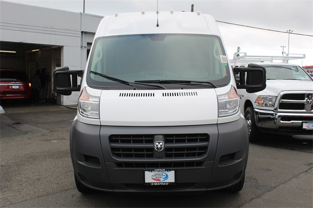 2018 ProMaster 2500 High Roof FWD,  Empty Cargo Van #156643 - photo 2