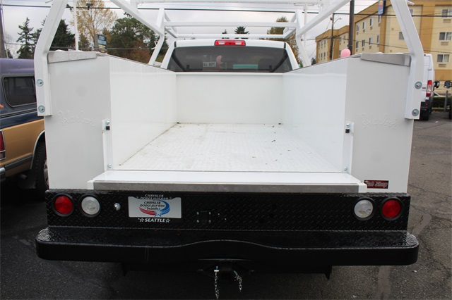 2018 Ram 2500 Regular Cab 4x2,  Harbor TradeMaster Service Body #300570 - photo 9