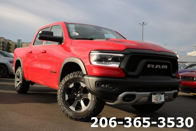 2019 Ram 1500 Crew Cab 4x4,  Pickup #629687 - photo 1