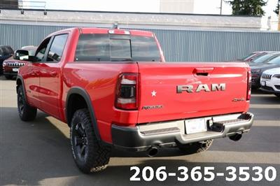 2019 Ram 1500 Crew Cab 4x4,  Pickup #629687 - photo 2