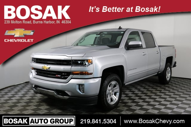 2018 Silverado 1500 Crew Cab 4x4,  Pickup #8409 - photo 1