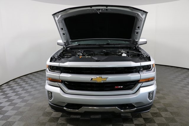 2018 Silverado 1500 Crew Cab 4x4,  Pickup #8409 - photo 6