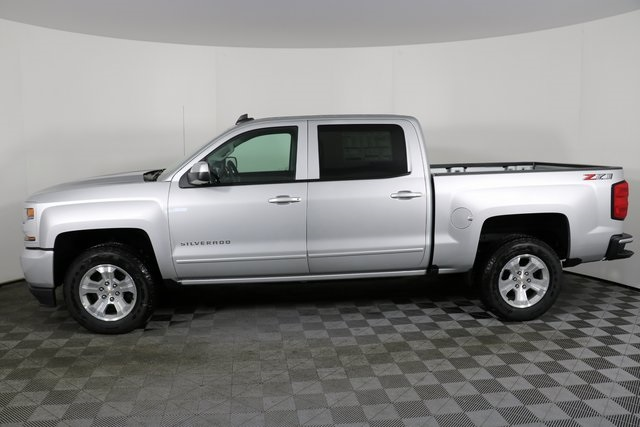 2018 Silverado 1500 Crew Cab 4x4,  Pickup #8409 - photo 8