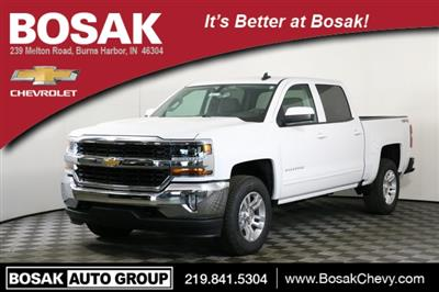 2018 Silverado 1500 Crew Cab 4x4,  Pickup #8411 - photo 1