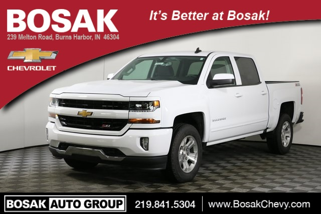 2018 Silverado 1500 Crew Cab 4x4,  Pickup #8423 - photo 1