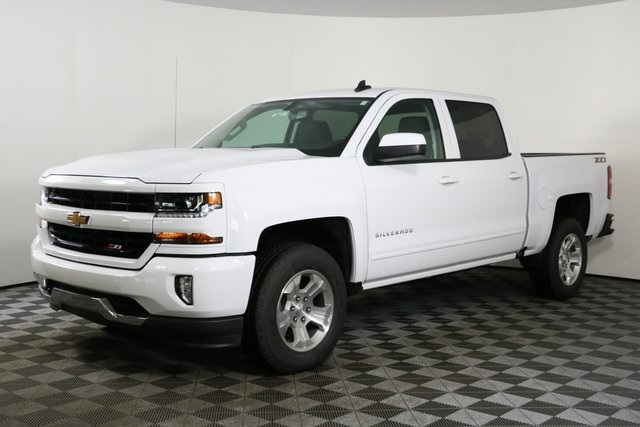 2018 Silverado 1500 Crew Cab 4x4,  Pickup #8423 - photo 3