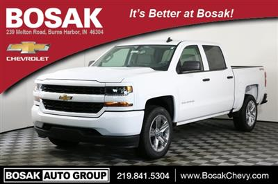 2018 Silverado 1500 Crew Cab 4x4,  Pickup #8442 - photo 1