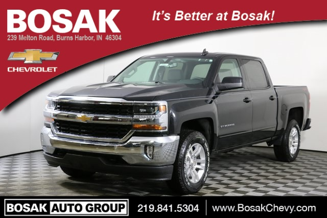 2018 Silverado 1500 Crew Cab 4x4,  Pickup #8452 - photo 1