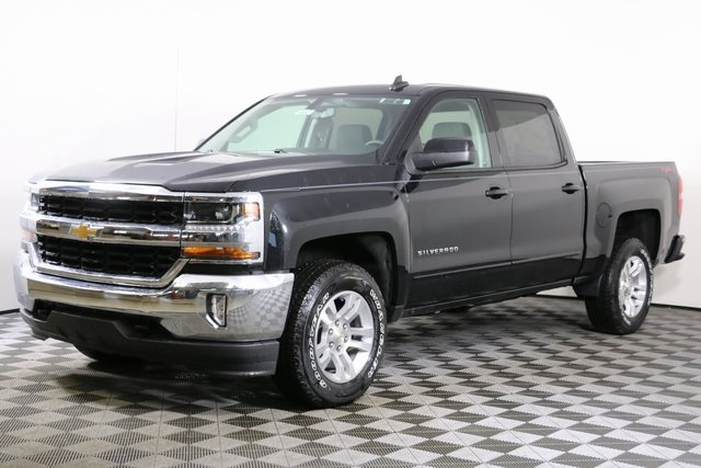 2018 Silverado 1500 Crew Cab 4x4,  Pickup #8452 - photo 3
